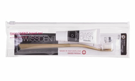 SWISSDENT Travel Set Small Crystal